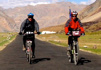 Ladakh Cycling Tours
