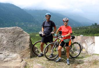 Himachal Cycling Tours