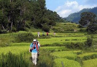 Uttarakhand Himalayan Trails
