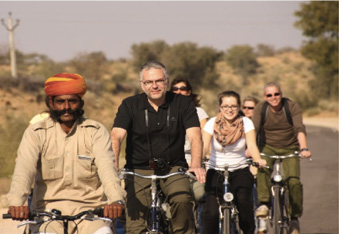 Rajasthan Cycling Tours