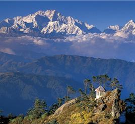 Mountain Biking in Sikkim & Darjeeling