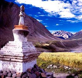 Trans Himalayan Bicycle Tour